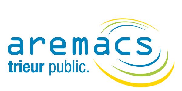 Logo Aremacs trieurs publics