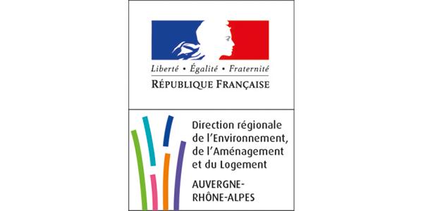 Logo partenaires : DREAL