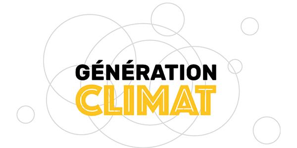 Logo partenaires : Génération Climat