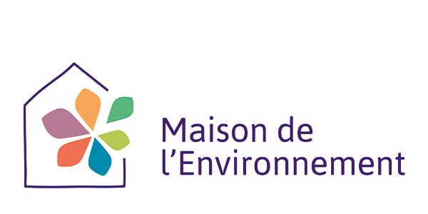 Logo Maison de l'environnement