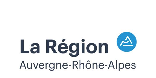 Logo partenaires : région Auvergne-Rhone-Alpes
