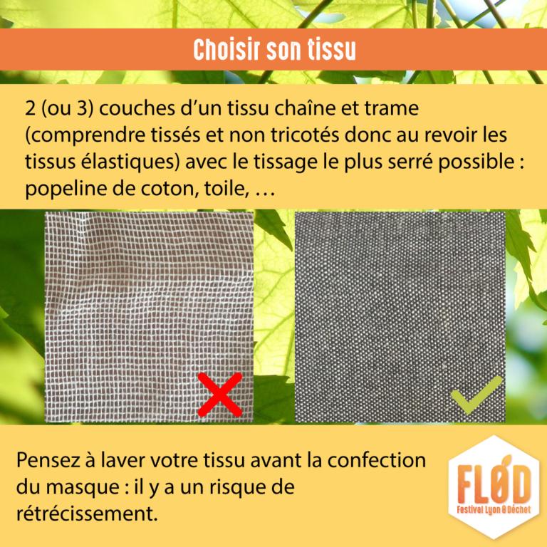 Comment choisir son tissu